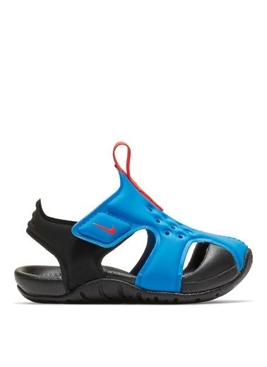 Nike Sandalet Mavi